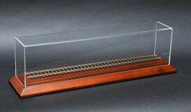 天賞堂 16.5mmゲージ HOゲージ 車輌展示用アクリルクリアーケース ディスプレイケース320 展示ケース アクリルケース