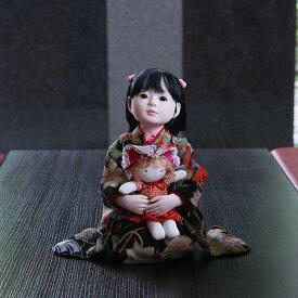 稲邊智津子 ドール 人形 洋 愛々 座