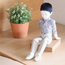 稲邊智津子 ドール 人形 洋 風の始まり