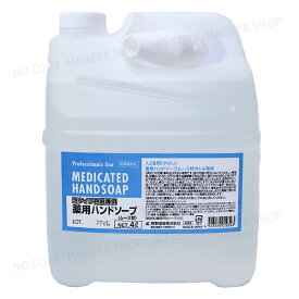 セディア 薬用ハンドソープ 泡タイプ 詰替4L(ムース状ボトル専用) 有効成分変更の新タイプ 熊野油脂4683