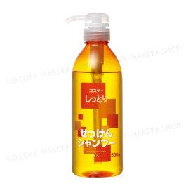 せっけんシャンプー(ボトル) 無添加・フローラルの香り しっとりシリーズ エスケー石鹸3260