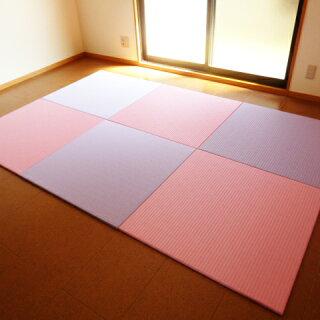 カラー置き畳AKT48【置き畳/カラー畳/たたみ/タタミ/敬老の日/出産祝い/子育て/子供部屋】