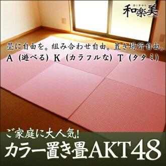 Color tatami mat AKT48 ※Impossibility