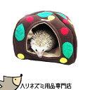 レインボー 森のテントハウス 小動物用ハウス【stock-asnr】