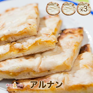 【aru nan3】アルナン(じゃがいもナン) 3枚セット
