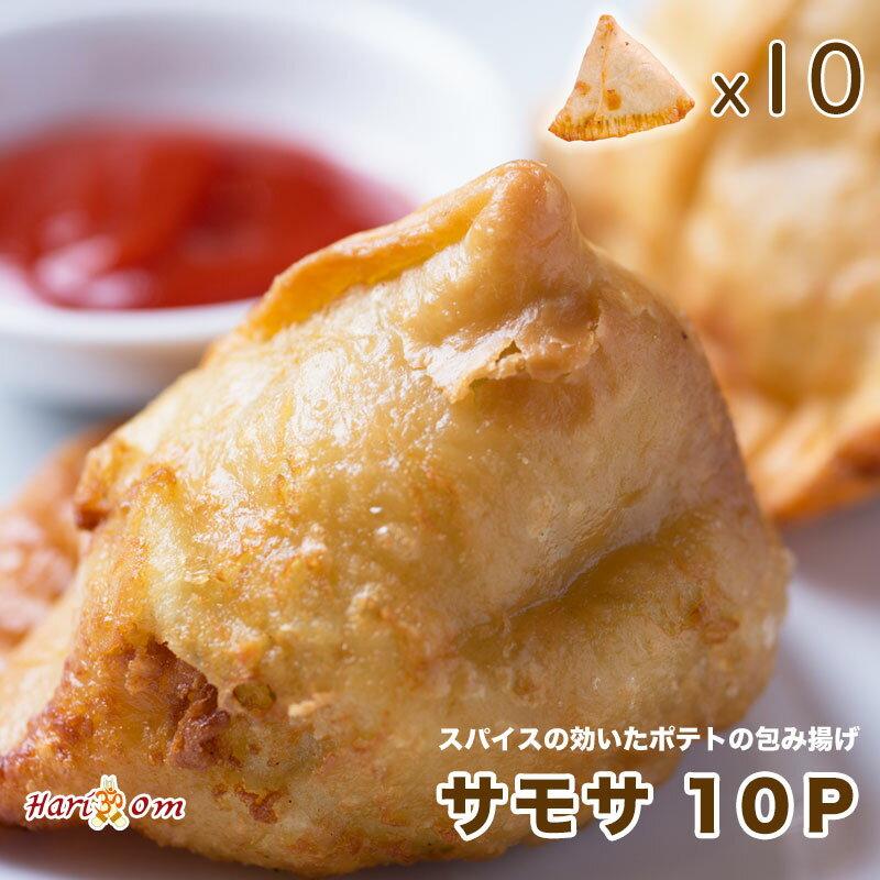 【samsa10】サモサ 10P