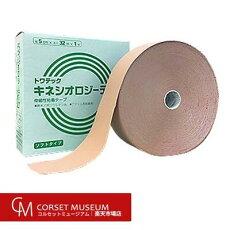 【靭帯・筋肉補強】キネシオロジーテープ/テープと箱