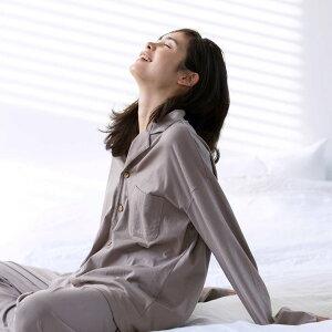 オーガニックコットン【SLOWORGANIC】男女兼用パジャマ