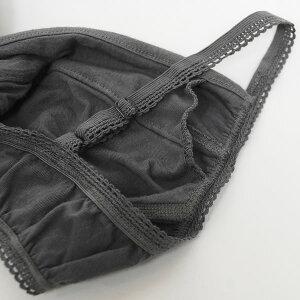 オーガニックコットンレディースやわらか天竺ブラMILFOIL オーガニックコットンインナー下着レディースブラジャー立体縫製敏感肌ミルフォイルレディース綿100%