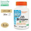[最大8%OFFクーポン有]ベスト フーリーアクティブ 活性型ビタミンBコンプレックス 30粒/サプリメント/サプリ/ビタミン…