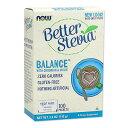 ステビア バランス + イヌリン/クロミウム 100袋 NOW Foods(ナウフーズ) sugar_c【全品ポイントUP★12月4日18:00-18…