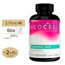 ヒアルロン酸 100mg 60粒 Neocell(ネオセル)ヒアルロン酸 ナトリウム 肌 関節 健康維持
