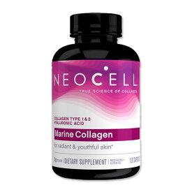 ヒアルロン酸 サプリメント マリンコラーゲン+ヒアルロン酸 120粒 サプリメント サプリ 美容サプリ ヒアルロン酸加工食品 コラーゲン NeoCell Corporation