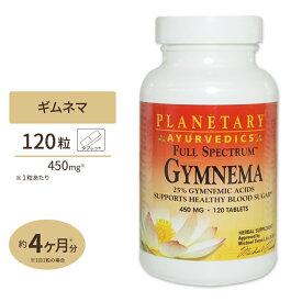 ギムネマ サプリメント ギムネマ(ギムネマ酸25%) 450mg 120粒 美容サプリ ギムネマエキス配合[お得サイズ]
