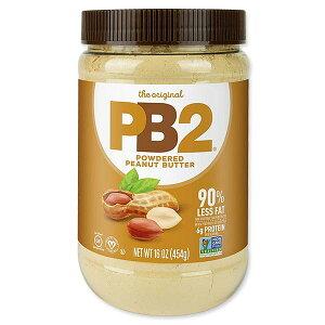 ピーナッツバターパウダー 453g(16oz) PB2 Foods(ピービー2フーズ)