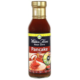 [NEW] ノンカロリー パンケーキシロップ 355ml(12oz)Walden Farms(ウォルデンファームス)糖質制限/低糖質/ゼロカロリー/大人気
