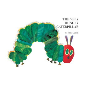 [NEW] The Very Hungry Caterpillar Board book ? March 23 1994 / Eric Carle エリック・カール【スーパーSALE☆ポイント20倍 12/4 17:00〜12/11 9:59】