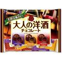 名糖 大人の洋酒チョコレート 150g 12個入り