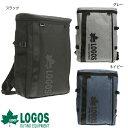 LOGOS ロゴス 大型ディパック Dパック バックパック カジュアル リュック 大容量 多機能 ポケット 通学 通勤 24L 79-97 ブラック グレー ネイビー