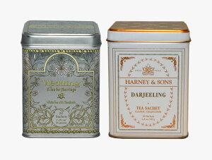 [ギフトボックス入り]ウェディング&ダージリン【Harney&Sons】【ニューヨーク】【結婚祝い】【プレゼント】【引き出物】【結婚記念日】