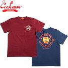 COOKMANThunderクックマンプリントTシャツ