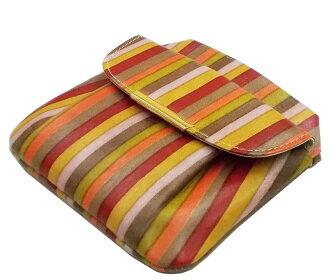 타라든지-후콤팩트 미니 지갑 동전 지갑 엷은 틀복지갑 레이디스 반짝반짝 다기능 어머니의 날/아버지의 날/선물 포장