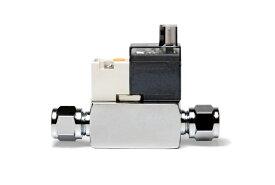 CO2用電磁弁 SV120-SILVER