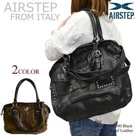 【AIRSTEP】イタリア製 ブランド レザーバッグ ショルダーバッグ レディース 斜めがけ 本革 a4 通勤 旅行 日帰り バッグ 鞄 レザー メンズ/レディース 200300