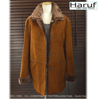 Mouton coat genuine article fur coat mouton jacket leather coat genuine leather Lady's