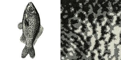 ラグマットラメ糸ABYSS&HABIDECOR(アビス&ハビデコール)DORADE
