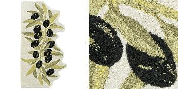 ラグマットラメ糸ABYSS&HABIDECOR(アビス&ハビデコール)OLIVE