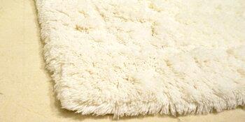 [国内正規品]バスマットEKO約60×100cmオーガニックコットン100%/ABYSS&HABIDECOR(アビスアンドハビデコール)[浴室バスルームインテリアおしゃれブランドホテルホテル仕様大きい大判綿コットン天然素材洗えるギフト贈り物白ホワイト]