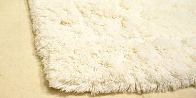 [国内正規品]バスマットEKO約70×120cmオーガニックコットン100%/ABYSS&HABIDECOR(アビスアンドハビデコール)[浴室バスルームインテリアおしゃれブランドホテルホテル仕様大きい大判綿コットン天然素材洗えるギフト贈り物白ホワイト]