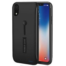 80c80f2169 【8500mAh】 iPhone XR バッテリー内蔵ケース 大容量 急速充電 バッテリーケース 軽量 超