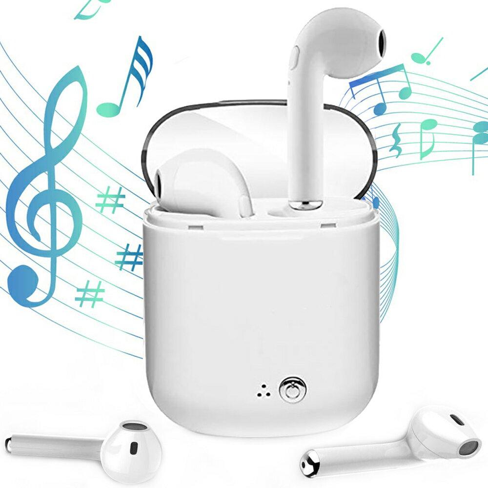 新品 Bluetooth イヤホン 高音質 完全 ワイヤレス イヤホン IPX5防水 ブルートゥース イヤホン 両耳 片耳 マイク付き 軽量 Bluetooth ヘッドホン ミニ ハンズフリー通話 ノイズキャンセリング 充電式収納ケース iPhone & Android対応