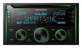 カロッツェリア(パイオニア) カーオーディオ 2DIN CD/USB/Bluetooth FH-4600