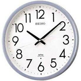 【名入れ 文字入れ無料】SEIKO CLOCK (セイコー クロック) 掛時計/掛け時計 スイープ 電波時計 ツイン・パ オフィスタイプ KS265S