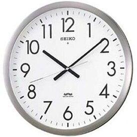 SEIKO CLOCK (セイコー クロック) 掛時計/掛け時計 スイープ 電波時計 ツイン・パ オフィスタイプ KS266S