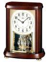 SEIKO EMBLEM(セイコー エンブレム) 置き時計/置時計 HW566B 【P20】【DE】【楽ギフ_包装】【楽ギフ_のし】【楽ギフ…