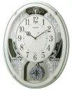 シチズン 電波 掛時計 パルミユーズプラウド 緑メタリック 4MN512-005【RCP】【RCP1209mara】