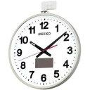 【期間限定 名入れ 文字入れ 無料】送料無料!セイコー 掛時計 [ソーラー 屋外用] SF211S [電波時計][壁掛け時計] S…