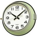 【送料無料】SEIKO セイコー 船舶 掛け時計 【KS474M】 バス時計 防塵タイプ