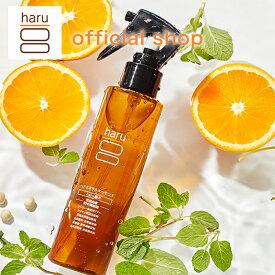 haru アウトバストリートメント 100%天然由来【髪の集中美容液】洗い流さないヘアトリートメント「ヘアミネラルエッセンス」