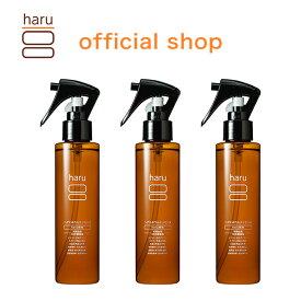 《15%OFF》haru アウトバストリートメント 100%天然由来【髪の集中美容液】洗い流さないヘアトリートメント「ヘアミネラルエッセンス」3本セット