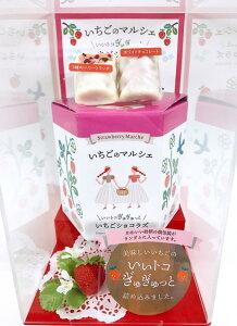 【いちごのマルシェ いちごショコラず 7個入り】お菓子/いちご/チョコレート/お取り寄せ/贈り物/ギフト