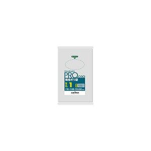 (1冊:50.5円) ポリ袋規格袋LL0.03/1号 0.03mm 100枚×120冊=12000枚透明色 L-01 ゴミ袋/業務用/ケース