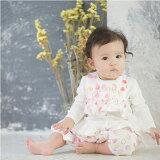 【出産祝い】CORVaBABY★ロンパース長袖女の子(全6柄)60cm70cm★かわいいおしゃれボディシャツボディスーツベビー服人気お出かけベビー赤ちゃん新生児出産祝いプレゼント3ヶ月~10ヶ月