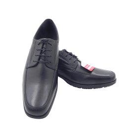 【店内全品ポイント20倍】アシックス 商事 ビジネスシューズ テクシー 革靴 メンズ 本革 texcy luxe(テクシーリュクス) ASICS trading 軽量 通気性 柔らかい 軽い ビジネスシューズ はるやま Uチップ ブラック 黒