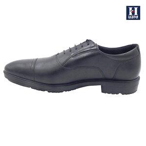アシックス 商事 ビジネスシューズ 革靴 メンズ 本革 ビジネスフィット ブラウン ASICS trading 軽量 通気性 柔らかい 軽い ビジネスシューズ はるやま アイシューズ ストレートチップ ブラック