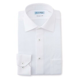ワイシャツ 長袖 ホワイト アイシャツ 完全ノーアイロン 形態安定 ストレッチ 吸水速乾 防汚 抗菌消臭 防臭 接触冷感 ビジネス メンズ スーツのはるやま yシャツ